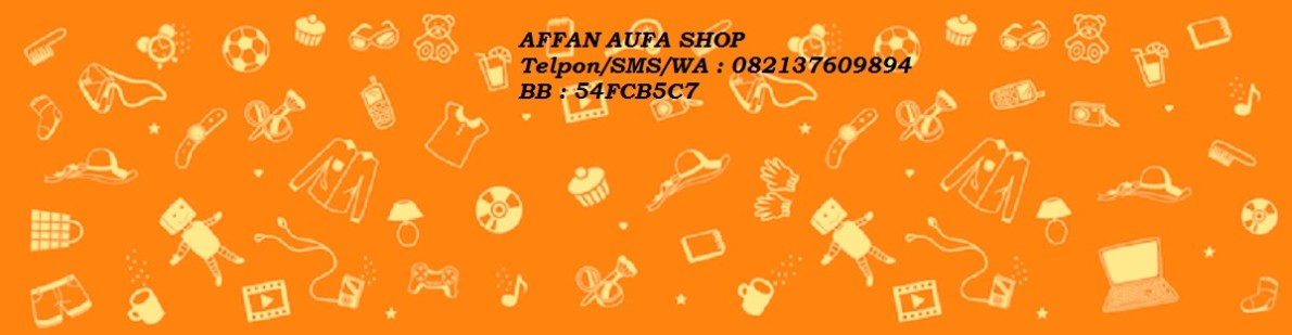 AFFAN AUFA SHOP