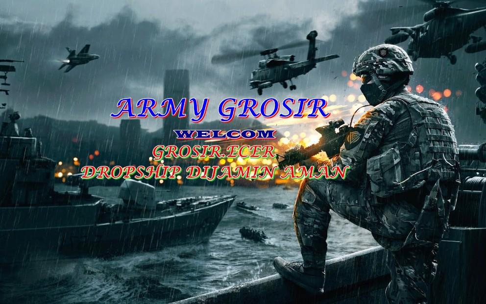 toko ArmyGrosir