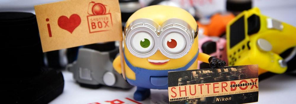 SHUTTERBOXcamera