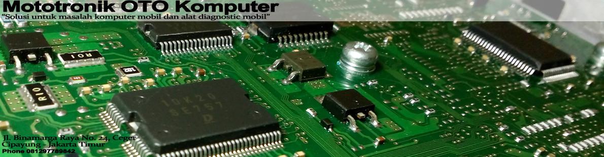 Mototronik Oto-Komputer