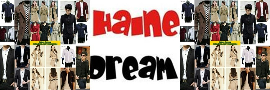 Haine Dream Olshop