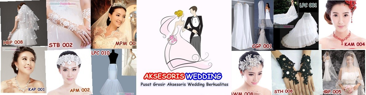 Aksesoris Wedding