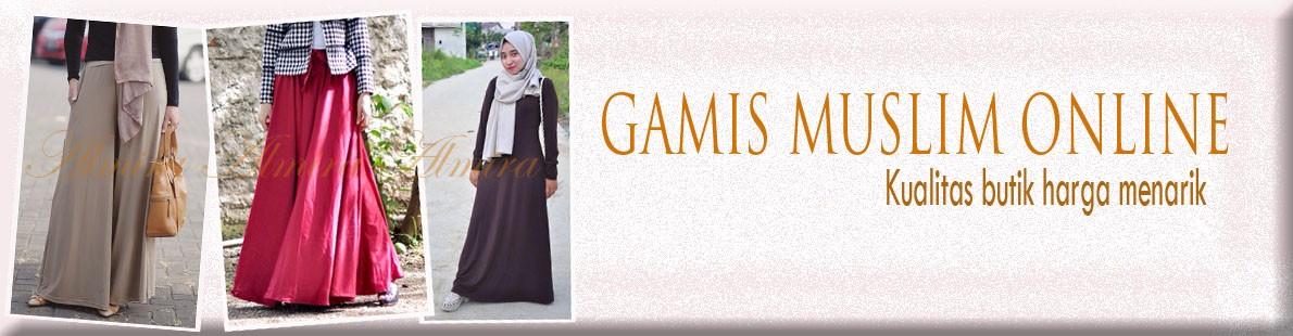 gamis muslim online