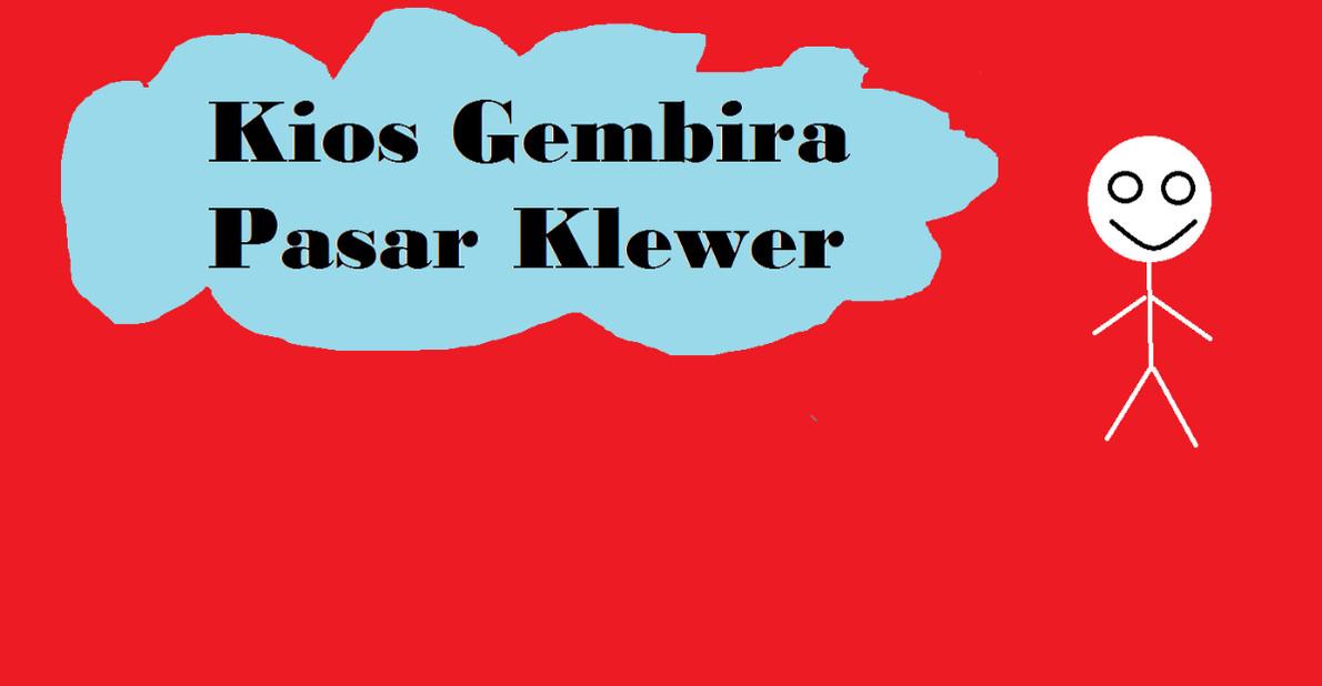 PASAR KLEWER GROSIR