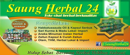 Saung Herbal 24