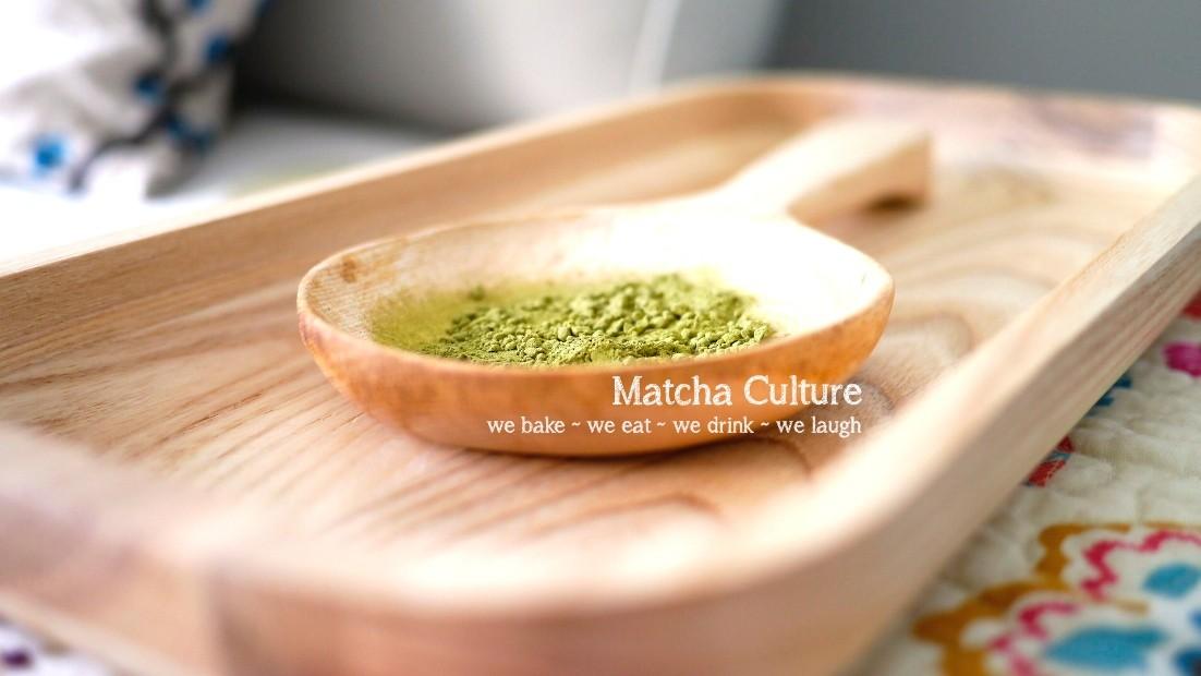 Matcha-Culture