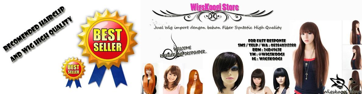 Jual Wig HAIRCLIP Murah
