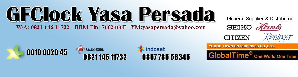 GFClock Yasa Persada