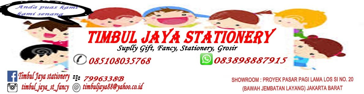 Timbul Jaya Stationery