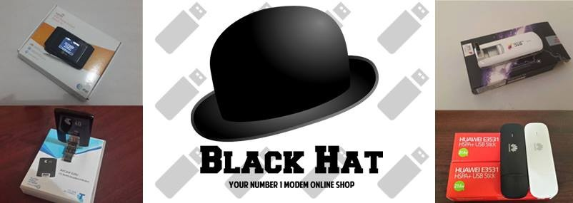 Black Hat Modem Shop