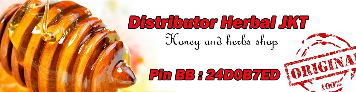 Distributor Herbal Jkt