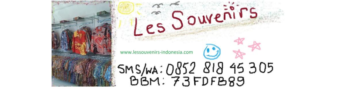Les Souvenirs- Indonesia