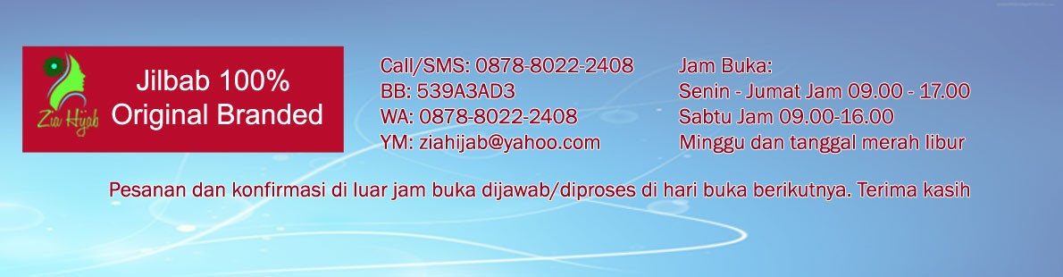 Zia Hijab Online Shop