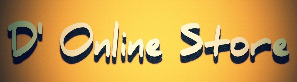 D' Online Store
