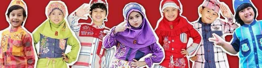 Baju Muslim Keke