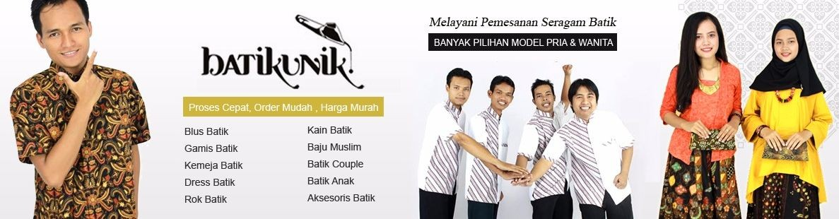 Batik Unik Official