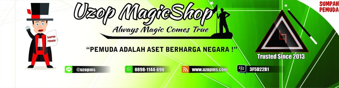 Uzop Magic Shop