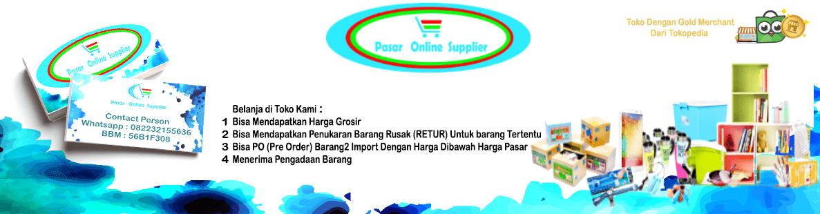 Pasar Online Supplier
