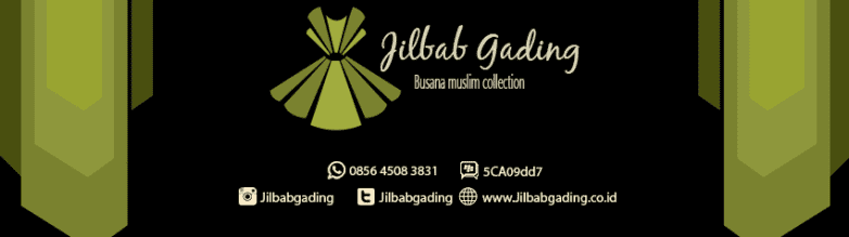 Jilbab Gading
