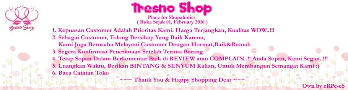 Tresno Shop