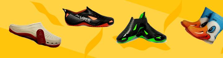 Sepatu Baru Gue