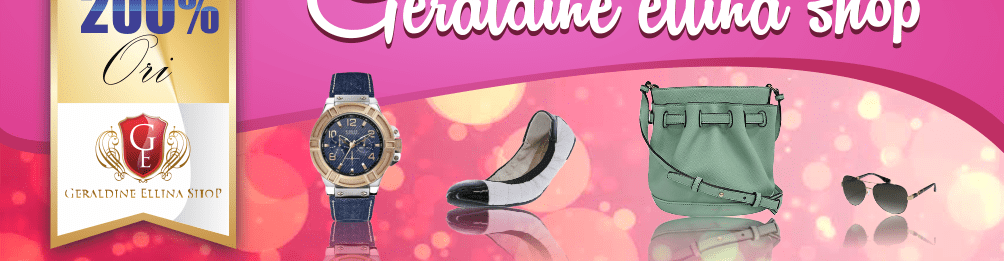 Geraldine Ellina Shop