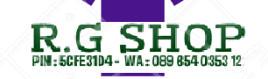 r.g shop bandung