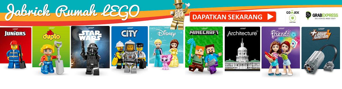 Jabrick Rumah Lego