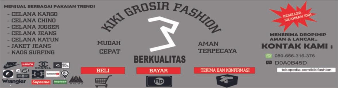 Kiki Grosir Fashion