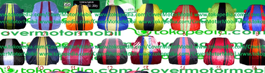 Cover Motor Mobil