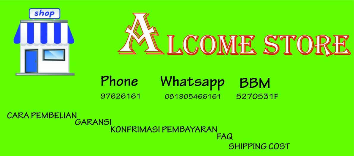 Alcome Store