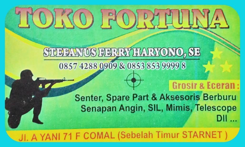 Toko Fortuna Comal