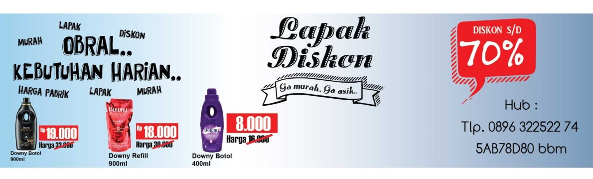 Lapak Diskon