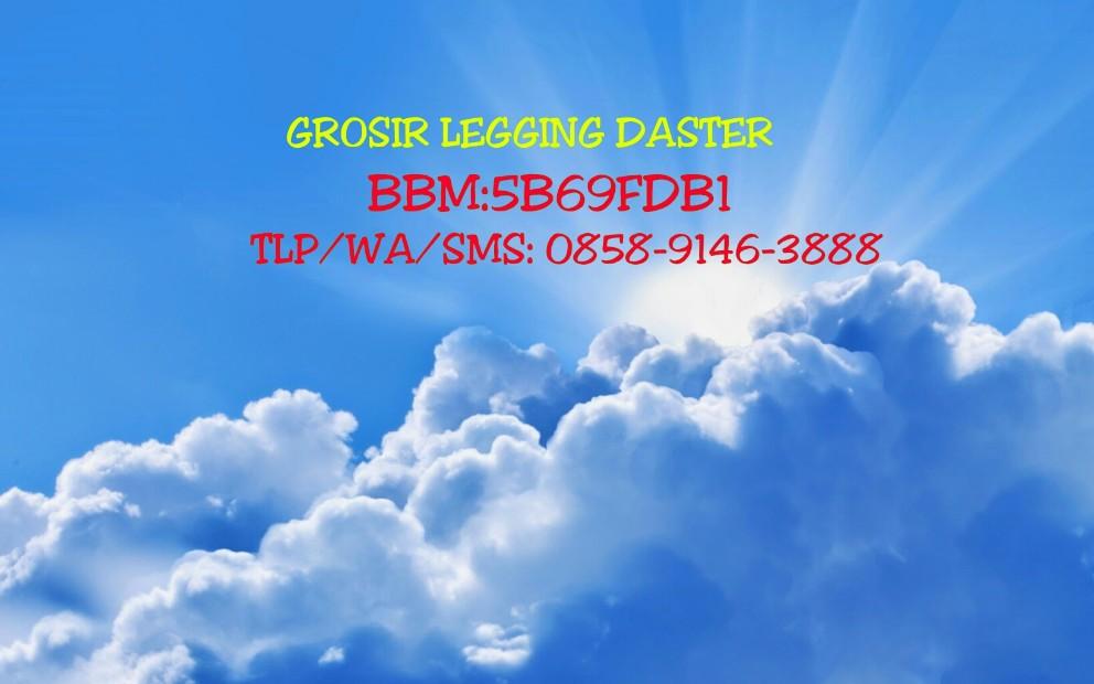 GROSIR LEGGING&DASTER