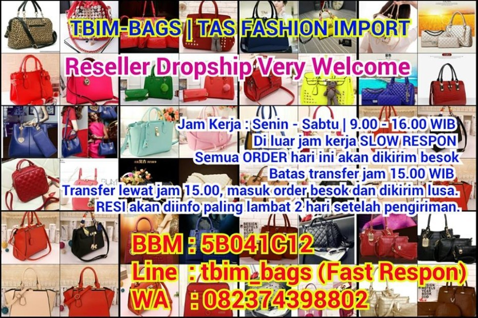 Supplier Tas Import