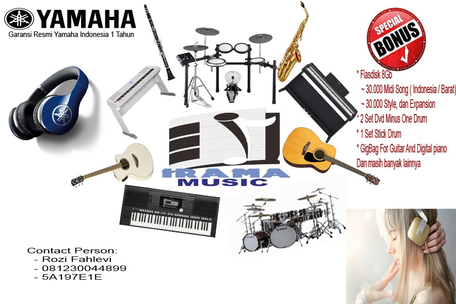 irama music store