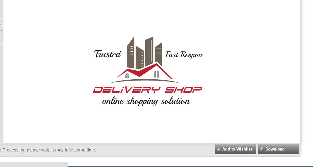 Delivery Online Shop