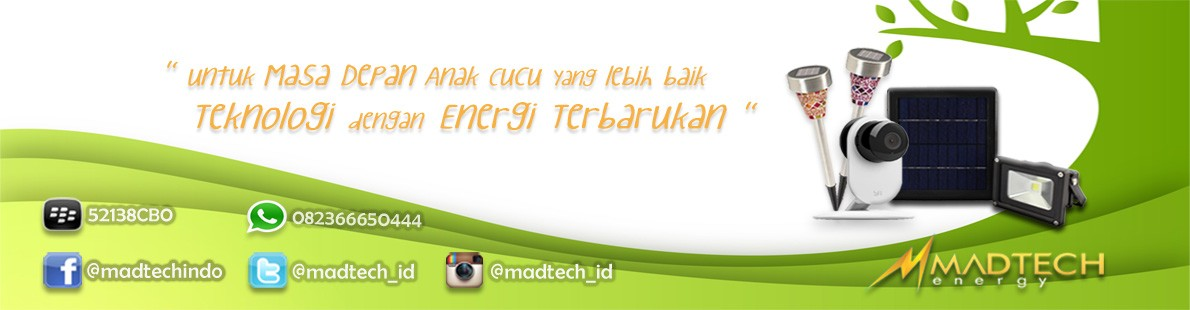 MadTech Energy - Jakarta