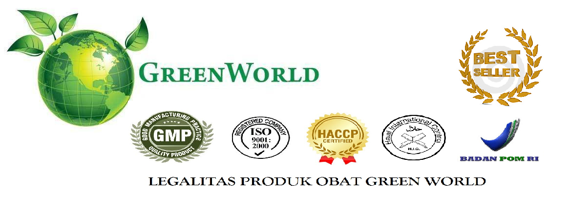 Green World Resmi