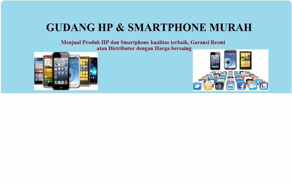 Gudang HP dan Smartphone