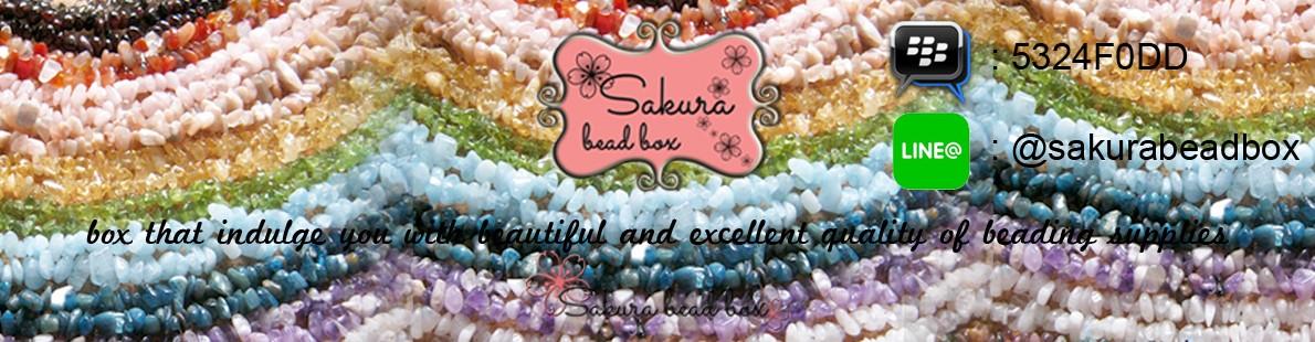 Sakura Bead Box