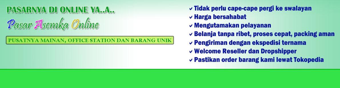 Pasar Asemka Online