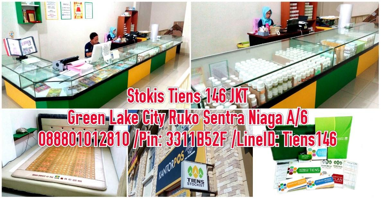 Stokis Tiens 146 Jakarta