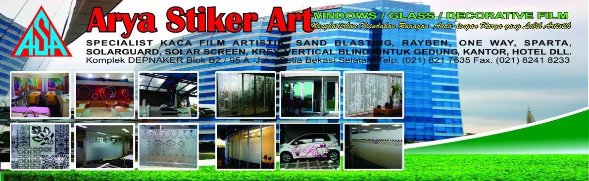 ARYA STICKER ART