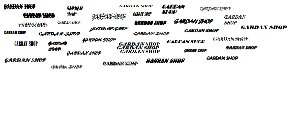 Gardan Shop