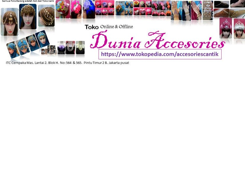 dunia accesories