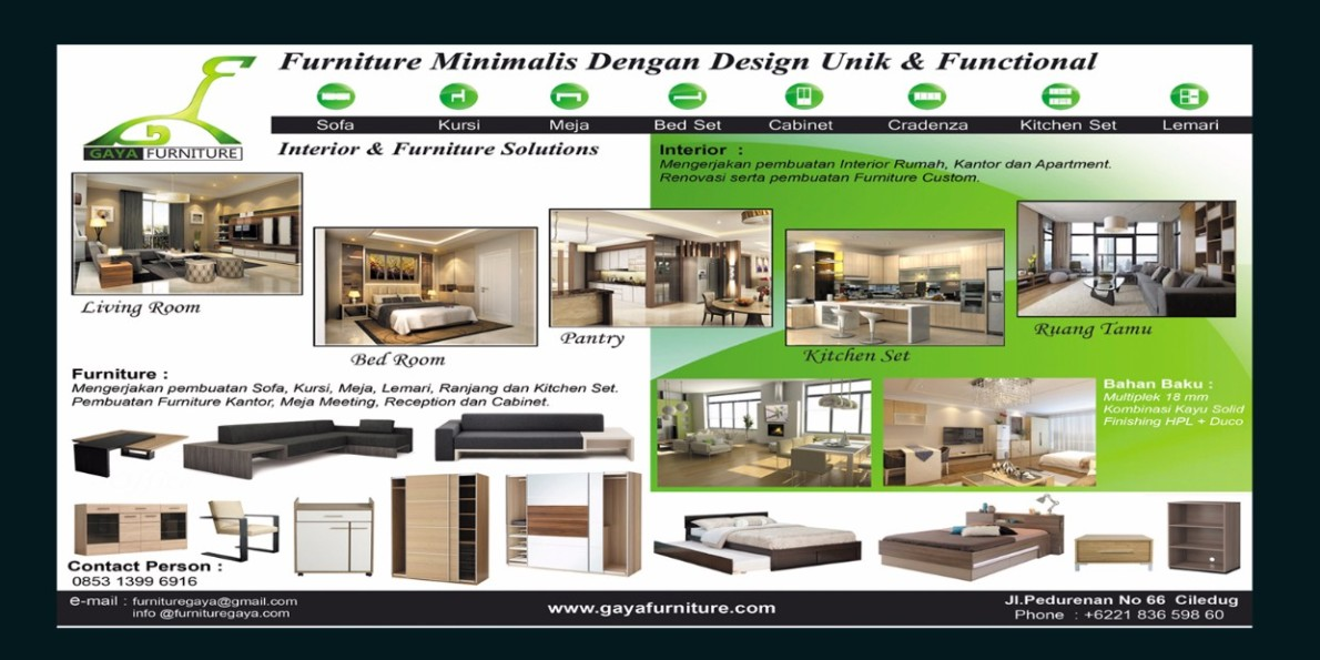 Gaya Furniture