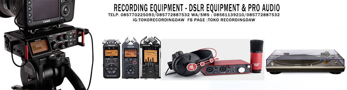 Toko Recording DAW