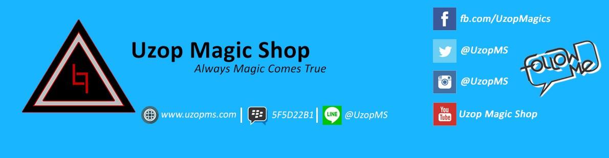 Uzop Magic Shop