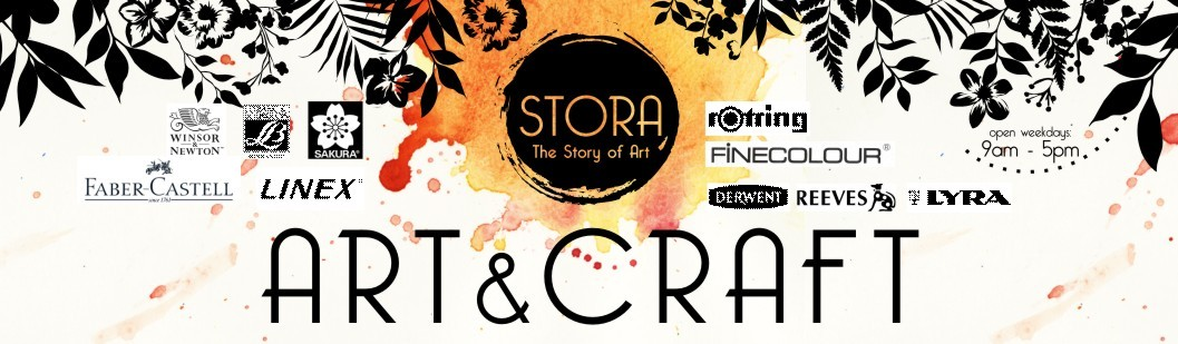 STORA - Art Supplier